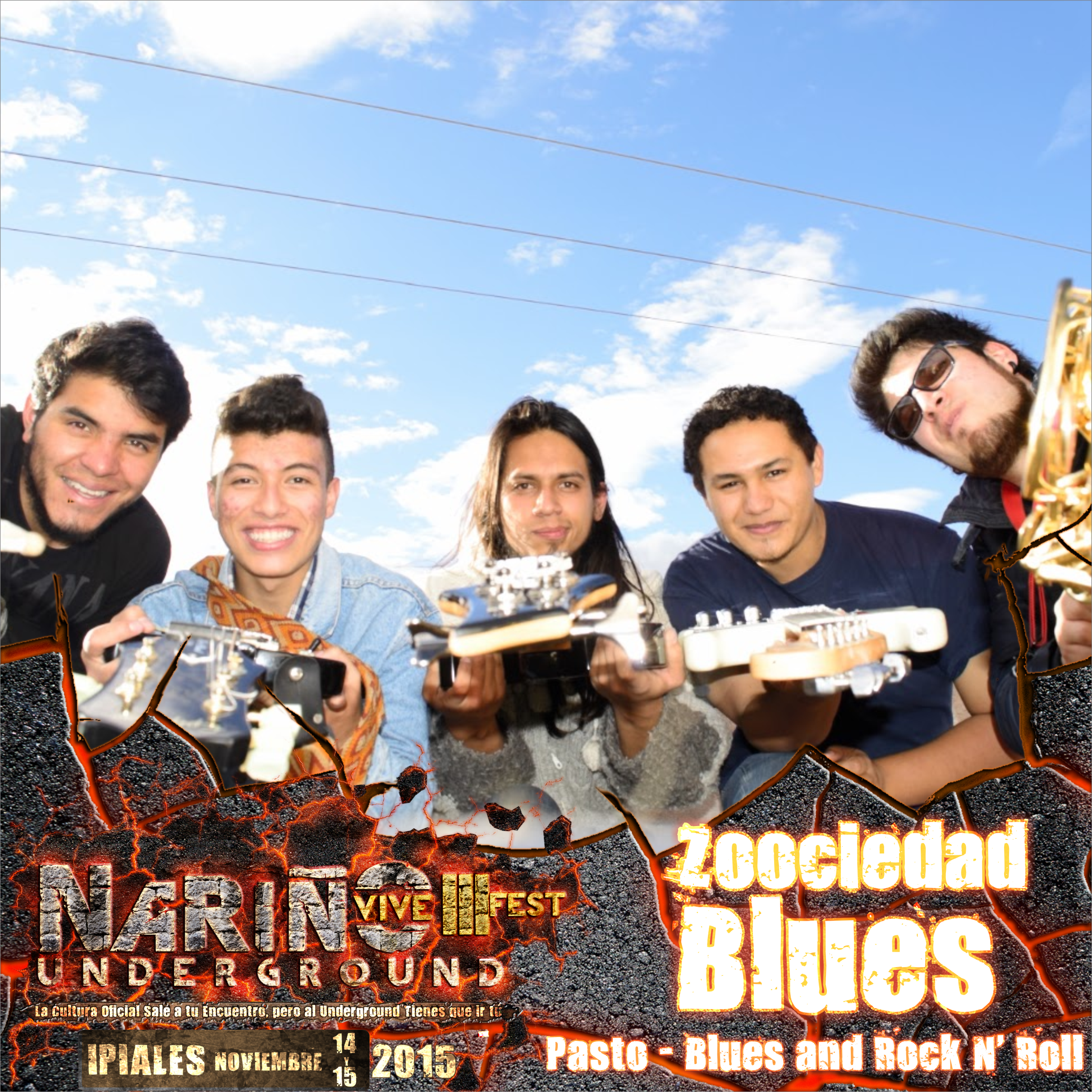 Zoociedad Blues 2